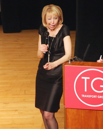 Photo Coverage: Transport Group Honors Gala