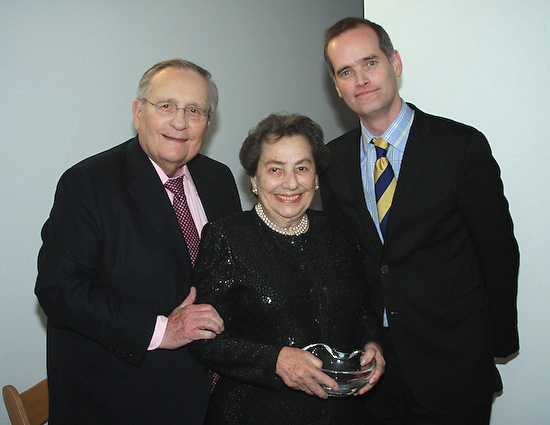 Phillip J. Smith, Betty Jacobs, and Jack Cummings