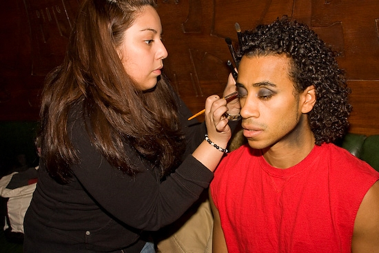 Photos: GYPSY OF THE YEAR 2008 - Backstage