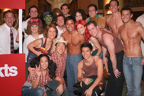 Photo Coverage: GYPSY OF THE YEAR 2008 - Backstage