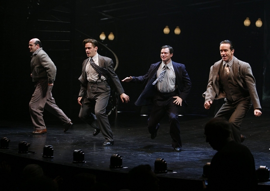 Mark Morettini, Eric Sciotto, Brian Barry and Timothy J. Alex