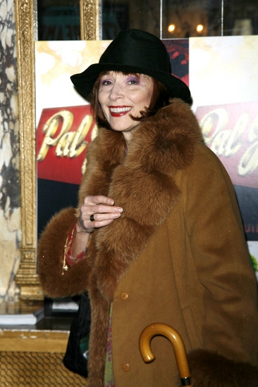 Photo Coverage: PAL JOEY Celebration Arrivals