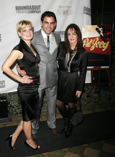 Photo Coverage: PAL JOEY Celebration Cast Party