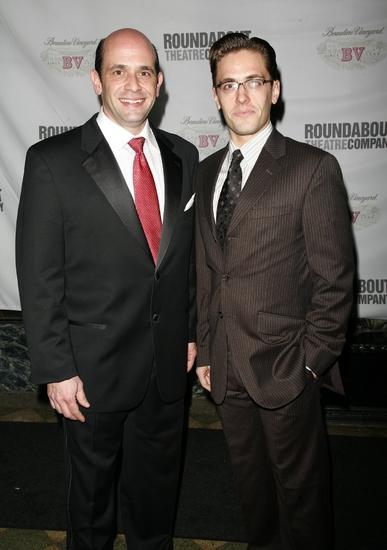 Mark Morettini and Eric Sciotto