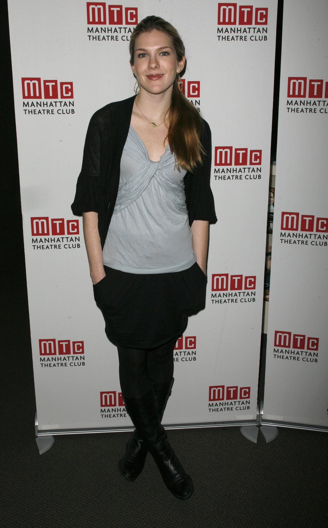 Lily Rabe Hi-Res Photo - Photo Coverage: THE AMERICAN PLAN