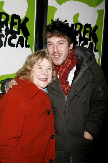 Photo Coverage: SHREK The Musical Opening Night Arrivals