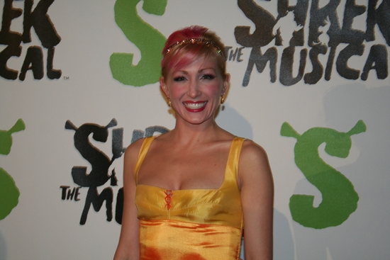 Photo Coverage: SHREK The Musical Opening Night Party