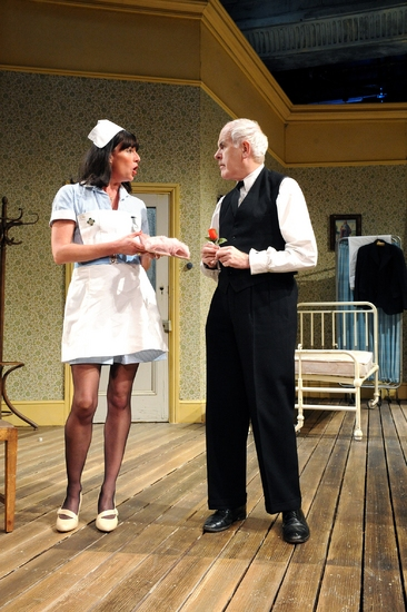 Photo Flash: LOOT At Tricycle Theatre