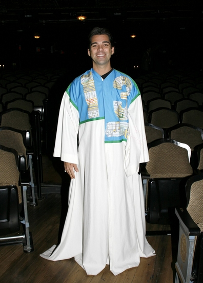 Photo Coverage: PAL JOEY Gypsy Robe Ceremony