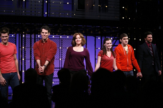 Photo Coverage: NEXT TO NORMAL At Arena Stage