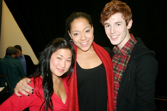 Photo Coverage: SPRING AWAKENING Holiday Concert at Joe's Pub