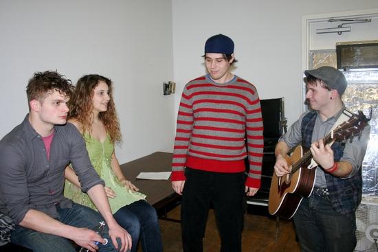 Photo Coverage: SPRING AWAKENING Holiday Concert at Joe's Pub