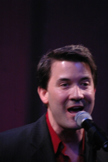 Photo Coverage: Broadway Boys Sing For TOYS FOR TOTS