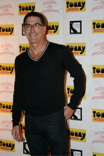 Tom Flynn at The Who's TOMMY: 15th Anniversary Benefit Concert