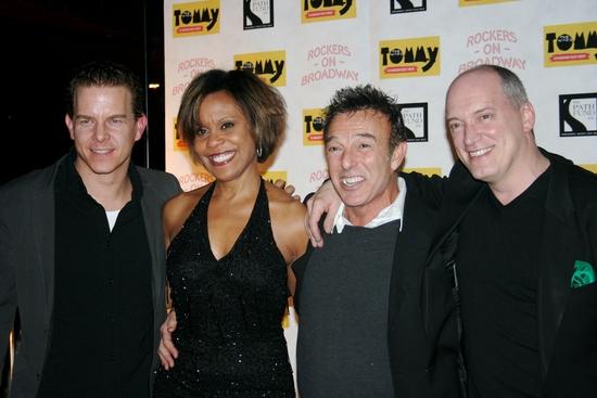 Christian Hoff, Cheryl Freeman, Wayne Cilento and Donnie Kehr