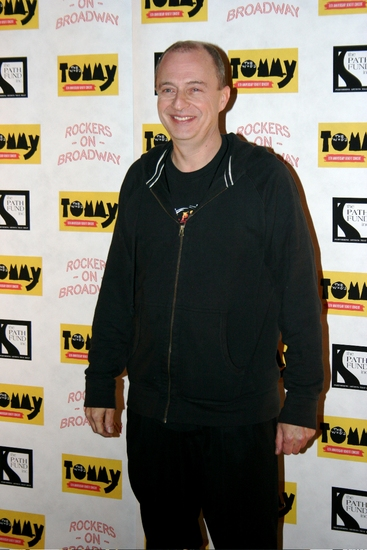 Joe Church at The Who's TOMMY: 15th Anniversary Benefit Concert