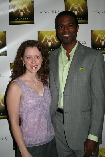 Kelly Strandemo and Derrick Davis