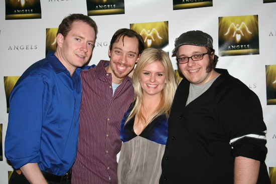 Adam Monley, Kevin T. Collins, Kathleen Monteleone and Randy Blair