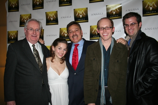 Dick Flavin, Jessica Grové, Paul Bogoshian, Christopher D. Littlefield and Brian Hobbs