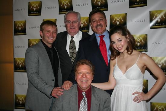 Frank Monteleone, Dick Flavin, Paul Bogoshian, Robert R. Blume and Jessica Grové