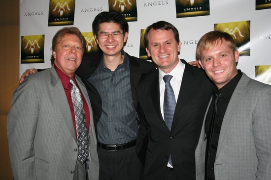 Photo Coverage: ANGELS The Musical Reading