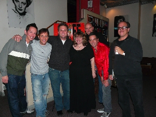 Paul Romero, Jr., Jeremy Lucas (Artistic Director), Sam Harris, Justine Baldwin (Producing Director), Todd Schroeder, Mark Espinosa (Managing Director) and Bruce Newberg (Casting Director)