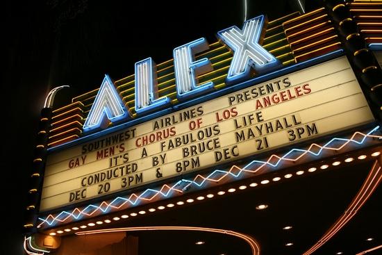Photo Coverage: Alex Theatre's 'IT'S A FABULOUS LIFE'