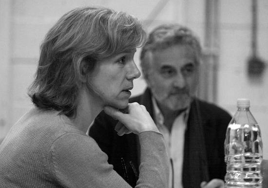 Juliet Stevenson and Henry Goodman Photo