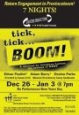 Ethan Paulini and Denise Parks at tick, tick...BOOM! Returns to Provincetown Theatre