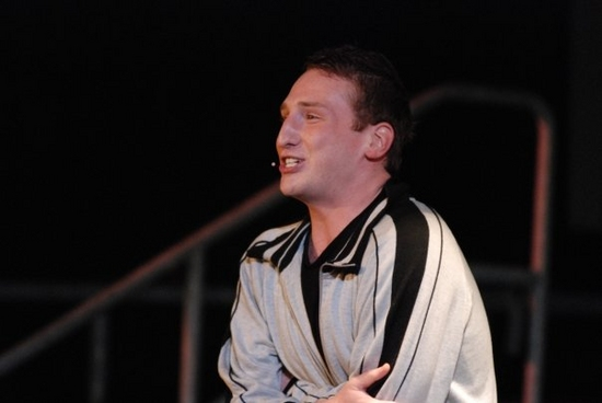 Photo Flash: tick, tick...BOOM! Returns to Provincetown Theatre