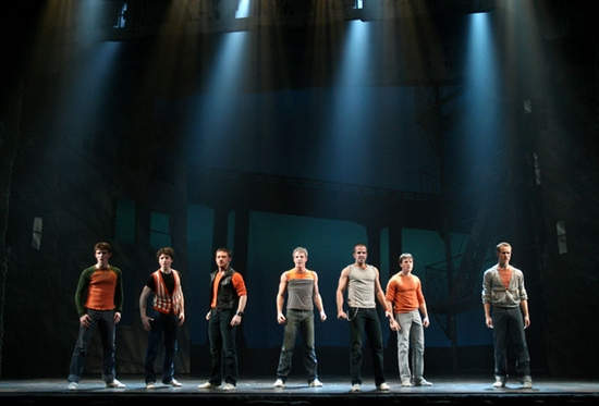 Photo Flash: WEST SIDE STORY at the National Theatre