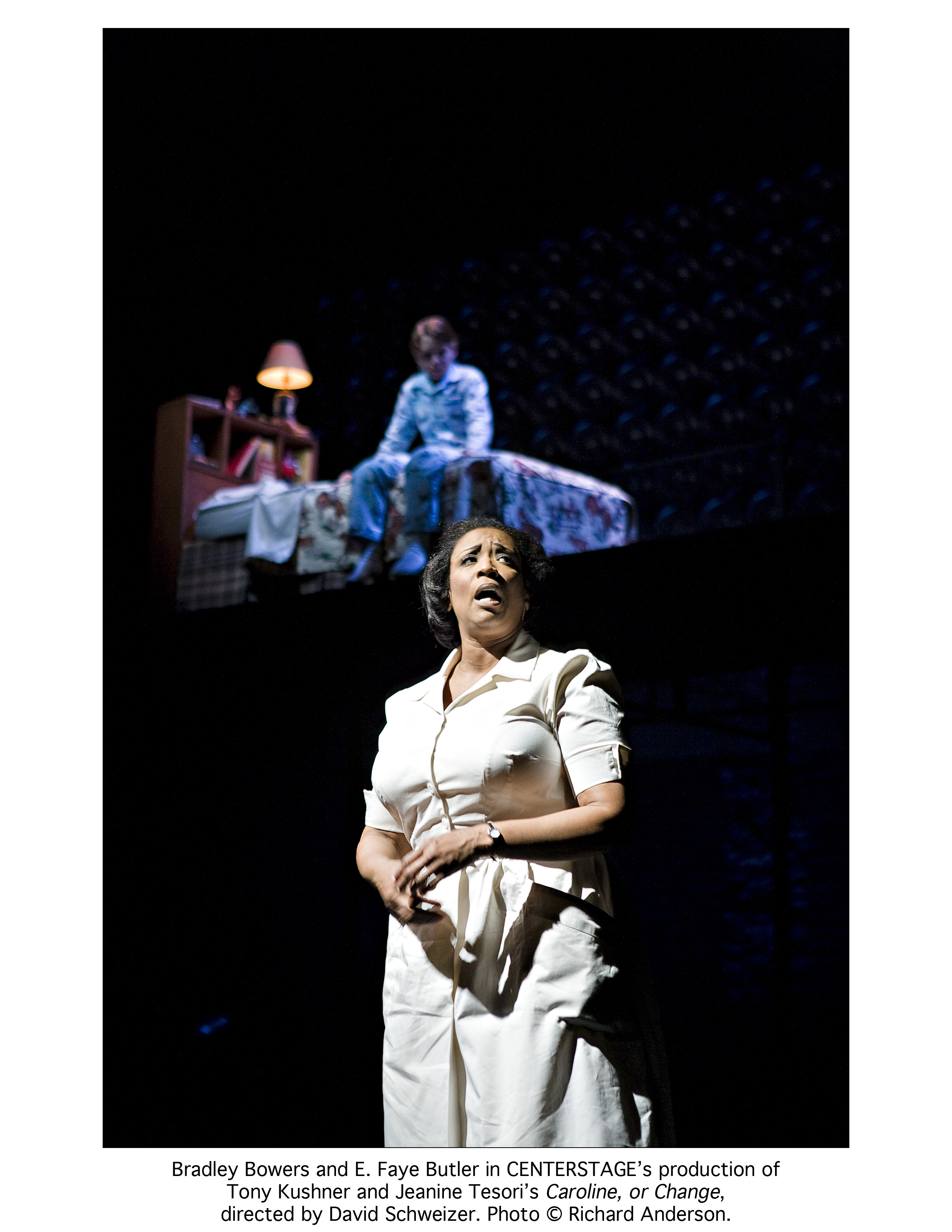 Challenging Musical 'Caroline, Or Change' At Center Stage