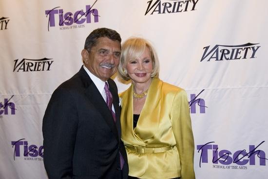 John Desiderio and Iris Cantor
