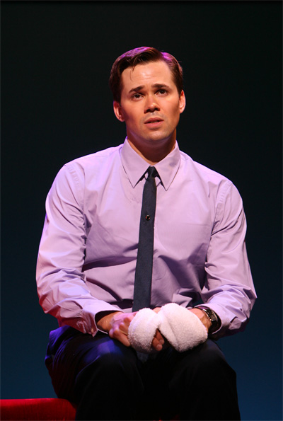 Andrew Rannells Is New Bob Gaudio In 'JERSEY BOYS' Starting 1/13