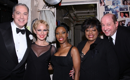 Tom Hewitt, Melora Hardin, Brenda Braxton, LaVon Fisher-Wilson and Scott Davidson