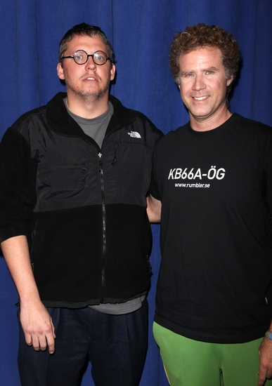 Adam McKay and Will Ferrell