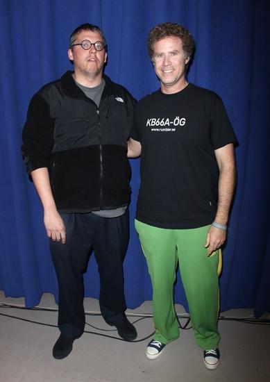 Adam McKay and Will Ferrell Photo