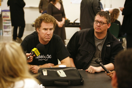 Will Ferrell and Adam McKay