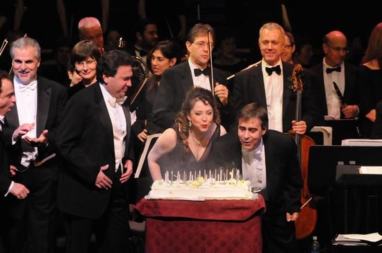 Photo Coverage: DICAPO OPERA Celebrates Puccini's 150th Birthday