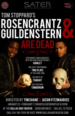 shakespeares hamlet the killing of rosencrantz and guildenstern