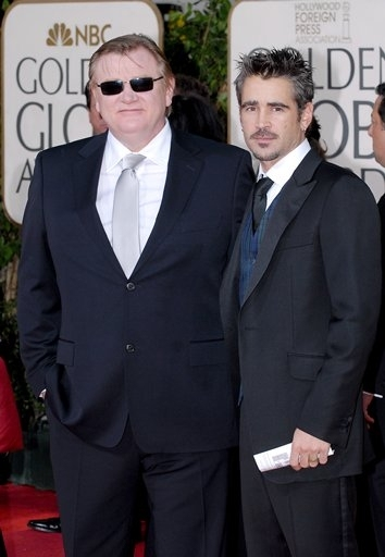 Brendan Gleeson and Colin Farrell
