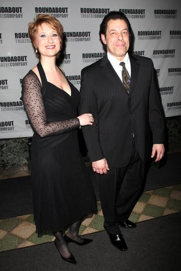 Julianne Borg and Phillip Cokorinos
