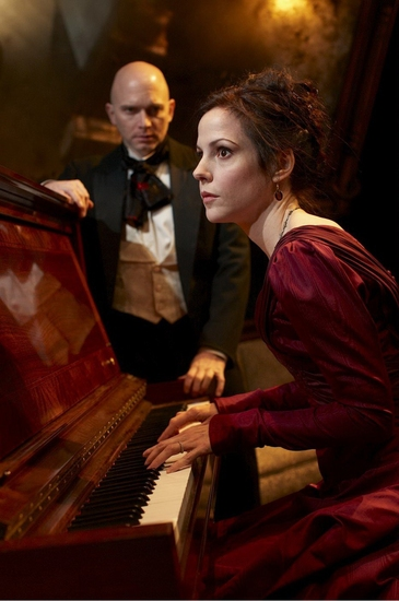 Photo Flash: Mary-Louise Parker in HEDDA GABLER