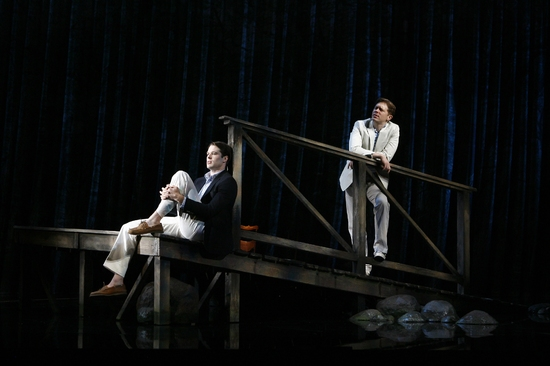 Photo Flash: THE AMERICAN PLAN On Broadway