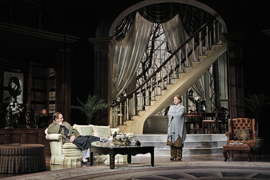 Photo Flash: Edward Albee's A DELICATE BALANCE