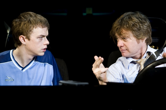Dane DeHaan and Joseph Adams