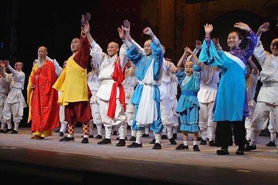 Bai Guojun, Zhang Zhigang, Yung Fei, Dong Yingbo, Wang Sen, Xiuli Meng and Li Lin