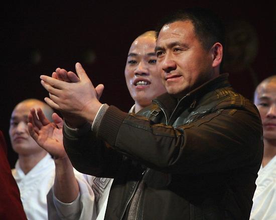 Yu Fei and Jiao Hongbo