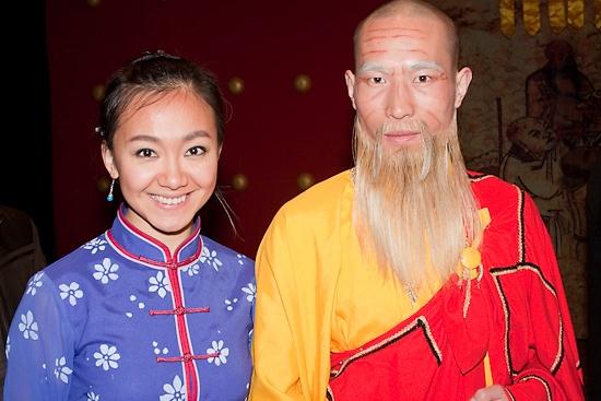 Li Lin and Bai Guojun