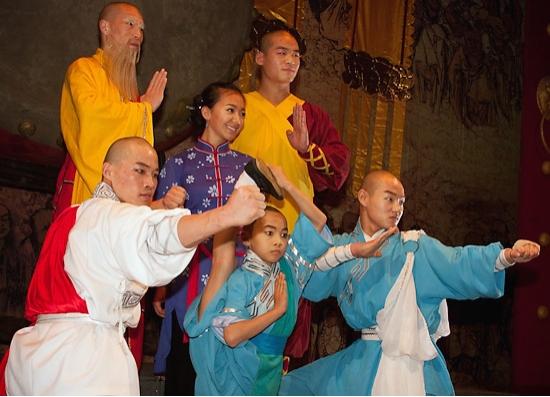 Yu Fei, Bai Guojun, Wang Sen, Li Lin, Dong Yingbo and Zhang Zhigang